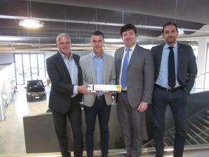 Nuovo Fraikin Point Truck Italia